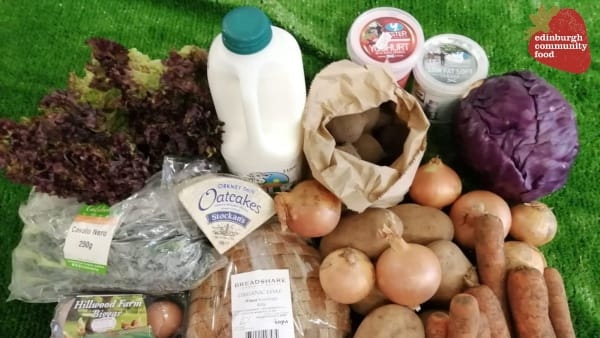 Access Local Produce Hamper